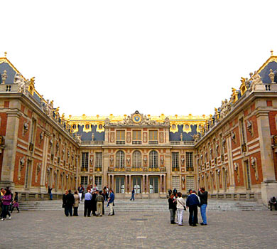 フランスのヴェルサイユ宮殿